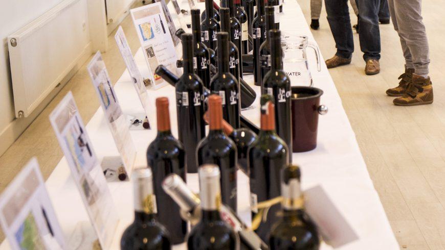 Wijnproeverij De Hartekamp 5 november 2017